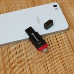 Transcend JetFlash 340 (64ГБ): скоростная флешка для ПК и смартфонов