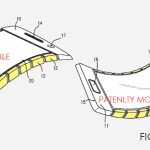 Samsung получила патент на схему гибкого защищенного телефона