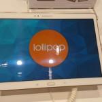 Для планшета Galaxy Tab S 10.5 доступно обновление Android 5.0.2