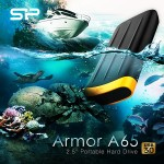 Внешний HDD Armor A65 от Silicon Power — защита по стандарту IP67