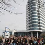 В Днепропетровске началась IV Всеукраинская ученическая олимпиада по информационным технологиям