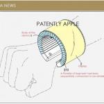 Компания Samsung получила патент на гибкий телефон в форме браслета