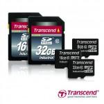 Transcend выпустила защищенные карты памяти SDHC/microSDHC промышленного уровня