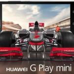 Huawei G Play Mini – смартфон с HD-дисплеем и 8-ядерным процессором