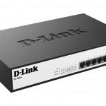 Неуправляемый PoE-коммутатор D-Link DES-1008P+