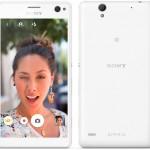 Смартфон Sony Xperia C4 поступил в продажу
