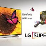 Компания LG Electronics представляет линейку телевизоров 2015 года