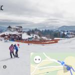 На Яндексе появились панорамы Славского