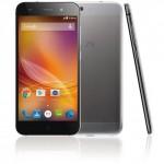 ZTE анонсировала алюминиевый смартфон Blade D6