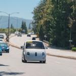 В Калифорнии замечены новые беспилотные автомобили Google