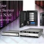 Модернизация операционной системы Windows Server с устройствами Thecus NAS на базе Windows