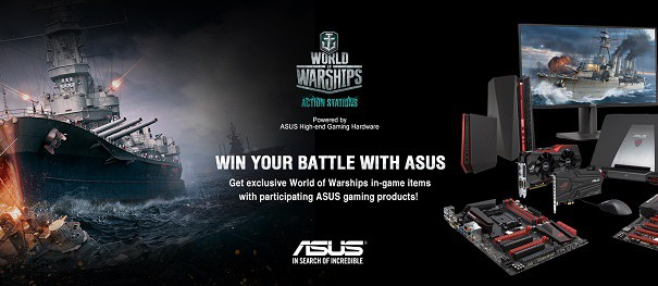 1_asus and world of warships exclusive partnership