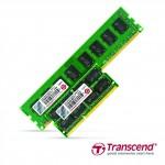 Transcend представляет модули памяти DDR3L емкостью 16 ГБ
