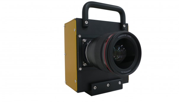 Camera prototype with CMOS Sensor