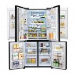 LG представила на IFA 2015 энергоэффективные холодильники
