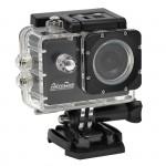 Экшн-камера с максимально широкой комплектацией – 20 аксессуаров