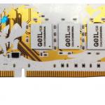 GeIL представляет оперативную память DDR4 Dragon RAM с белой печатной платой