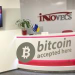 Innovecs – первая IT-компания в Восточной Европе, принимающая биткоин к оплате