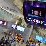 LG представила самые большие OLED-дисплеи в мире
