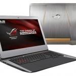 ASUS представляет новый ноутбук для геймеров ROG G752