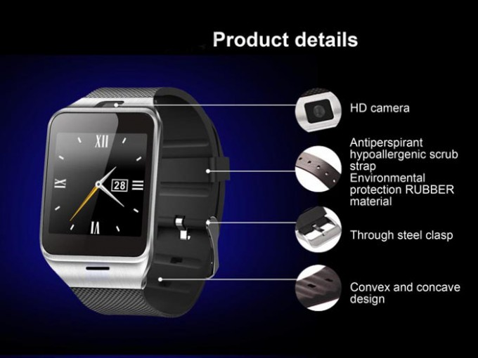 GV18 Aplus Smart Watch Phone