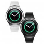Samsung объявляет о начале продаж «умных» часов Gear S2 в Украине