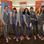 В Украине открывается первый магазин VODAFONE (видео)