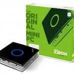 Новые ZOTAC ZBOX на базе процессора Skylake