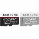 Samsung представила новую MicroSD карту памяти PRO Plus на 128 ГБ