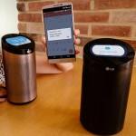 LG представит обновленную версию «умного дома» с устройством SmartThinq HUB