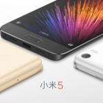 Флагманский смартфон Xiaomi Mi5 представлен официально