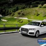 Пополнение в линейке двигателей нового Audi Q7