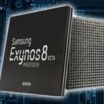 Samsung представляет мощнейший процессор Exynos 8 Octa