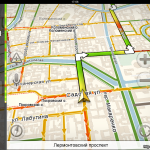 В Яндекс.Навигаторе появились голосовые оповещения о ДТП и ремонтных работах