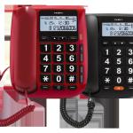 teXet TX-260 — симпатичный настольный телефон