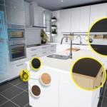 IKEA представила приложение для создания виртуальной кухни с помощью системы HTC Vive