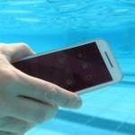 Подводная презентация Moto G. ВИДЕО