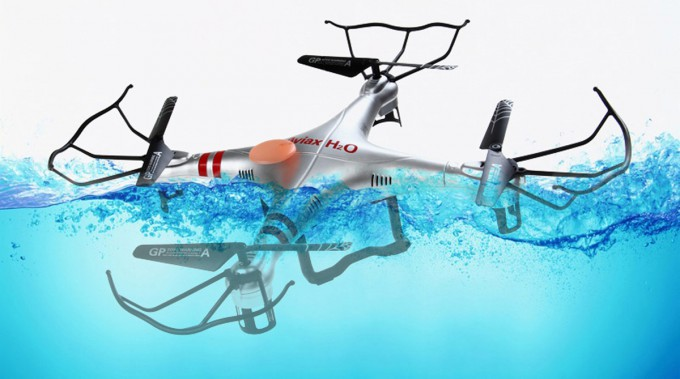 Waterproof GPTOYS H2O Aviax