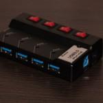 Viewcon VE 324: внешний USB 3.0-хаб с портом для зарядки