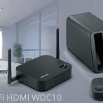 Комплект BenQ Instashow WDC10 — решение для проведения коллективных презентаций