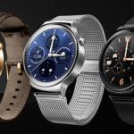 Huawei Watch уже в Украине по цене 9999 грн