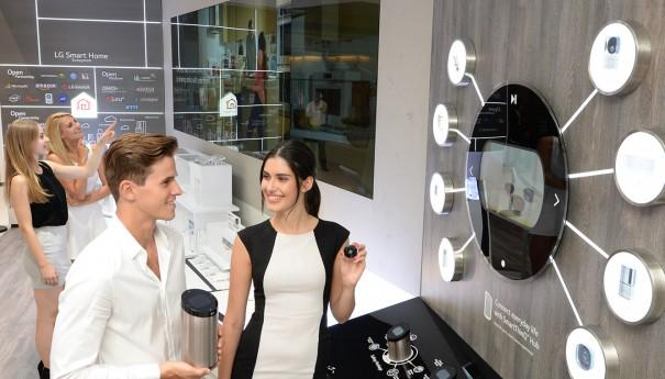 LG Smart Home Solution 3