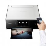 Canon выпускает стильные и компактные многофункциональные принтеры для дома