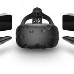 HTC объявила о начале продаж системы виртуальной реальности HTC Vive