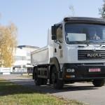 На новый самосвал КрАЗ-5401С2 установят спецоборудование