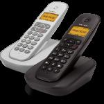 Новый стильный радиотелефон teXet TX-D4505A