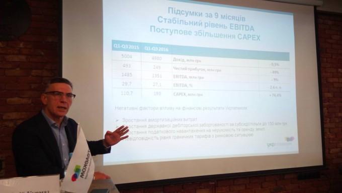 Юрий Курмаз - Укртелеком
