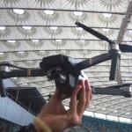 DJI Mavic Pro — складывающийся дрон — уже в Украине (ВИДЕО)