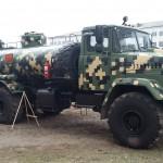 Военные: «КрАЗы — лучшая по проходимости техника»