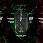 Представлена «яркая» игровая мышь Oklick 865G SNAKE
